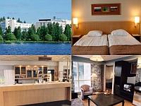Горнолыжный курорт Тампере, Финляндия