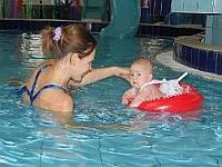 Круги для купания малышей